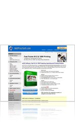 Fast Forms 1099 W2 Printing Software