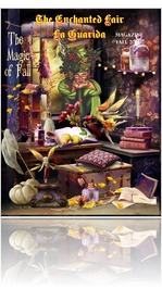 The Enchanted Lair ~ La Guarida Magazine - The Magic of Fall 2014