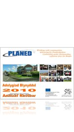 PLANED Annual Review 2010