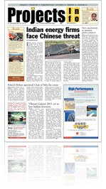 Projects Info - India's first and only Infrastructure Weekly Newspaper