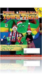 Pines Miramar Town Times December, 2010