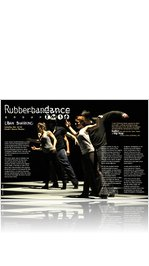 RUBBERBANDance Group (Centre Stage Magazine Winter 2010)