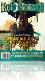 Rue Morgue Issue 152