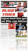 Rugby Times - 17th Dec 2010