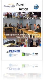 Rural Action Research Project (RARP) Participative Community Planning Report