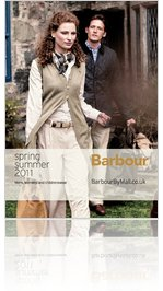 Barbour Spring Summer 2011 Mailorder Catalogue