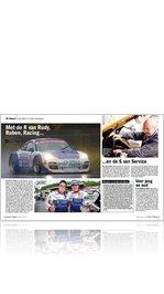 Het leven in onze concessie (Uit Porsche Life Belgium nr. 11)