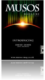 Muso's Magazine - Introducing David Sands