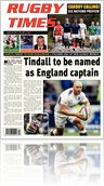 Rugby Times - 28th Jan 2011