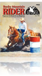 Jul 2009 Rocky Mountain Rider Horse Magazine