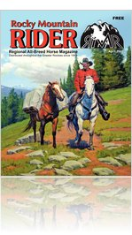 Apr 2009 Rocky Mountain Rider Horse Magazine