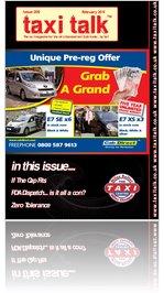Taxi Talk Magazine February 2011