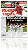 Rugby Times - 11th Feb 2011
