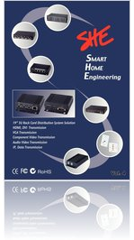 Smart Home Multimedia Engineering (SHE) Solutions!