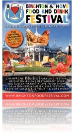 The Official Brighton & Hove Food and Drink Festival Brochure