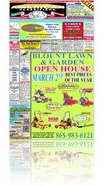 American Classifieds of Knoxville 02-17-11 Edition