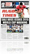 Rugby Times - 18th Feb 2011