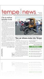 MARCH 2009 TEMPE TOWN NEWS COMPLETE ISSUE
