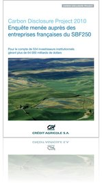 CDP 2010 France Report