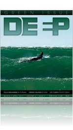 "DEEP Surf Magazine, V6_Issue 2_March/April 2011 ""Green Issue"""