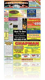 American Classifieds Knoxville 03-03-11 Edition