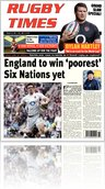 Rugby Times - 18th March 2011