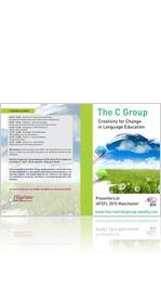 The C  Group Leaflet - Member Presentations at IATEFL 2015