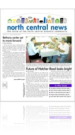 APRIL 2011 NORTH CENTRAL NEWS - Full Issue