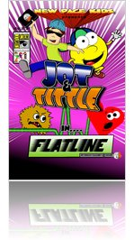 Jot & Tittle #1 Flatline