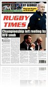Rugby Times - 15th April 2011