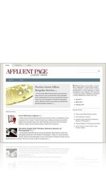 Affluent Page Wine & Spirits