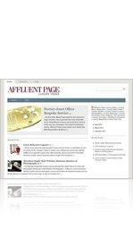 Affluent Page Wine & Spirits
