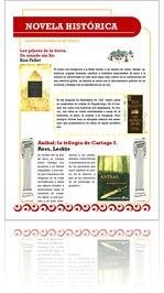 Guía 2011 de novela histórica