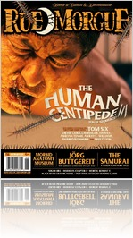 Rue Morgue Issue 156