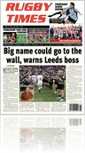 Rugby Times - 13th May 2011