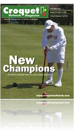 Croquet Network Issue #10 - May-June 2011