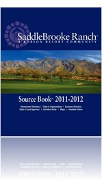 2011-2012 SaddleBrooke Ranch Source Book
