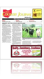 Mid-May 2011 Ohio's Country Journal