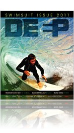 "DEEP Surf Magazine, V6_issue 3_May/June ""Swimsuit Issue"" 2011"