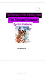 The Sisterhood of the Traveling Pants: The Second Summer