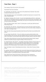 Tony Posts - Page 1
