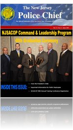 The New Jersey Police Chief Magazine - June 2011 Edition
