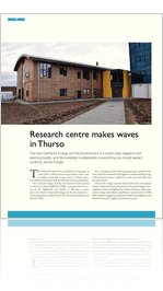Centre for Energy and the Environment - Thurso, Scotland