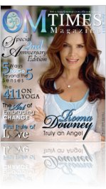 OM Times Magazine July 2011 Edition