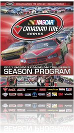 2011 NASCAR Canadian Tire Series Program