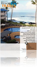 July 2011 Resort Trades Magazine - www.resorttrades.com