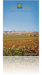 Vina Robles 2008 Winter Newsletter