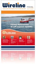 Wireline, the newsletter from Oil & Gas UK - Issue 17 July 2011