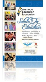 AEF Salute to Education 2016