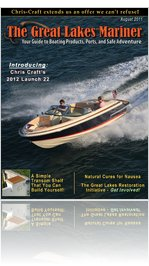The Great Lakes Mariner Magazine - August 2011 Issue